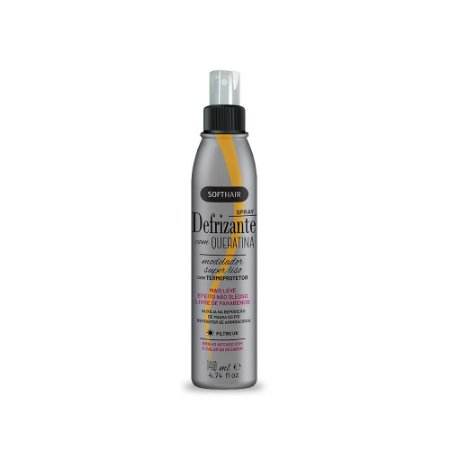 Spray Defrizante Queratina Soft Hair 140ml
