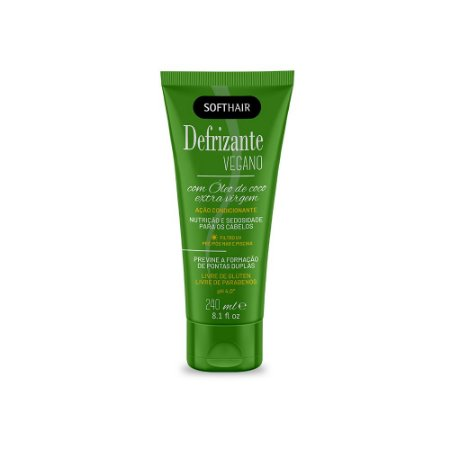 Defrizante Vegano Capilar Soft Hair 240ml