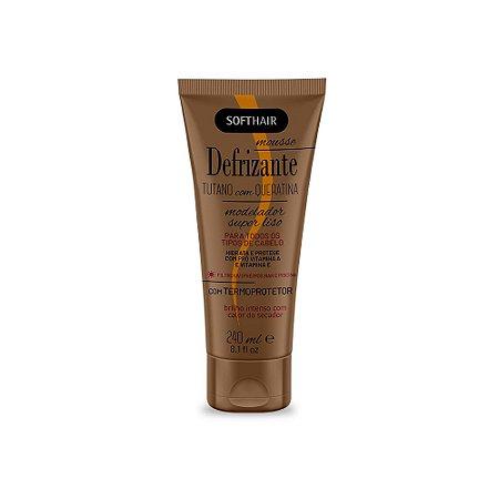 Defrizante Tutano com Queratina Soft Hair 240ml