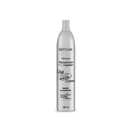 Shampoo  Reconstrutor  Lisa Creme Soft Hair 280ml