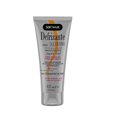 Defrizante Queratina 400ml Soft Hair