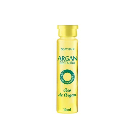 Ampola Argan Restaura 10ml Soft Hair