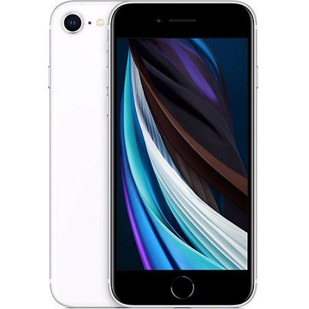 "iPhone SE 128 GB Branco 4.7"" iOS 13 4G 12MP - Apple"
