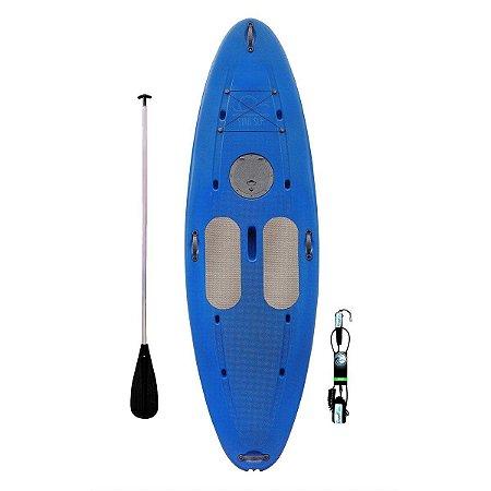 Prancha de Stand Up Paddle C/ Remo E Leash - Azul I Star Sup