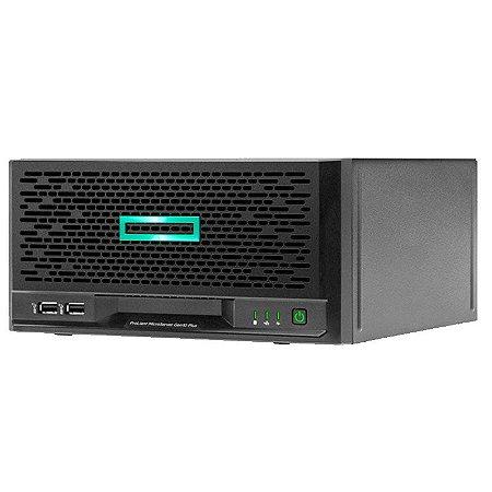 Servidor HP MicroServer Gen10 Plus E-2224 S100i 4LFF 16GB RAM 4-Core – P16006-001