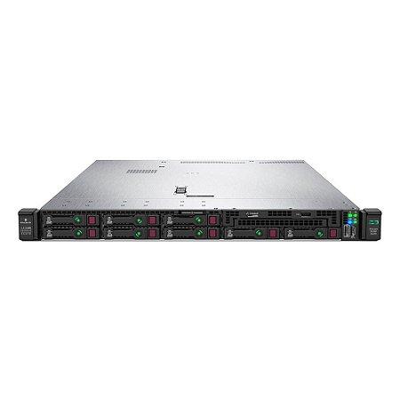Servidor HP DL360 G10 5220 2,2 GHz 2P 36 Cores 64 GB P408i-a 8SFF fonte de 800W – P40401-B21