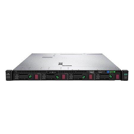 Servidor HP DL360 Gen10 4208 32GB P408i-a 8SFF fonte de 800W – P40636-B21