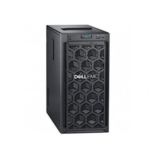 Servidor Dell PowerEdge T140 / (Xeon E2124, 2x RAM 8GB, 2x HDD 1TB, DVD-ROM)