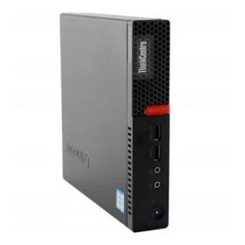 Lenovo Desktop M720Q Tiny, Intel Core I5-9400T, 8GB RAM, 500GB HD, Windows 10 Professional