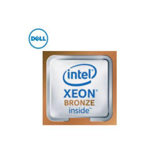Dell 2° Processador Intel Xeon Bronze 3104 6C 1.7GHz, 8MB, 85W - 14a Geração (para Servidor Dell T440)