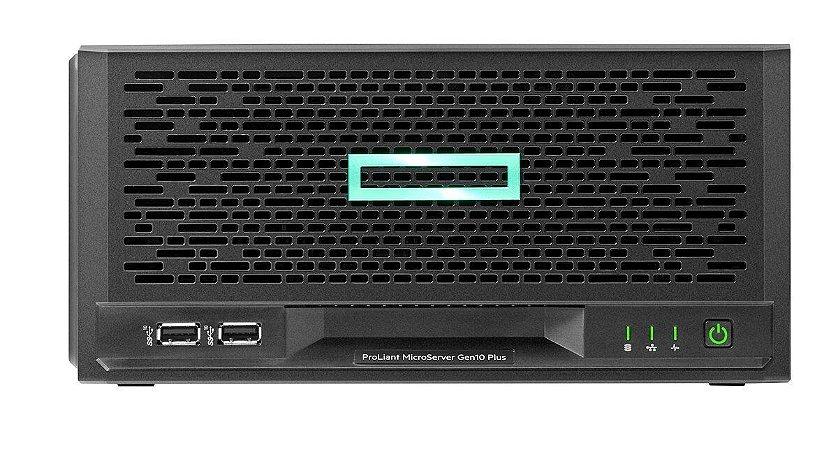 Servidor HPE ISS Microserver Gen10+ Intel E-2224 P16006-001