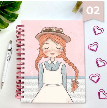 Basic Planner - Anne de Green Gables - 02