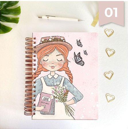 Life Planner - Anne de Green Gables - 01