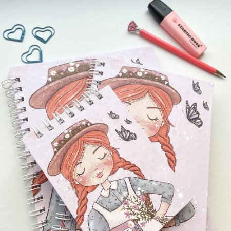 Cadernos - Anne de Green Gables