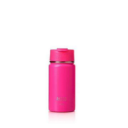 Tumbler Térmico com Infusor Pink 350ml