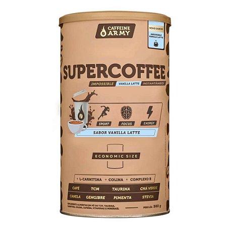 SuperCoffee Vanilla Latte Economic Size 380g