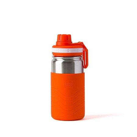 Garrafa Térmica Hydra Bottle Kids Laranja 350ml