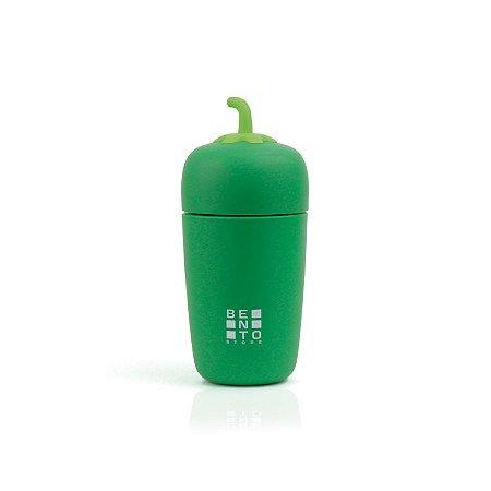 Garrafa Térmica Bento Veggie Verde 235ml