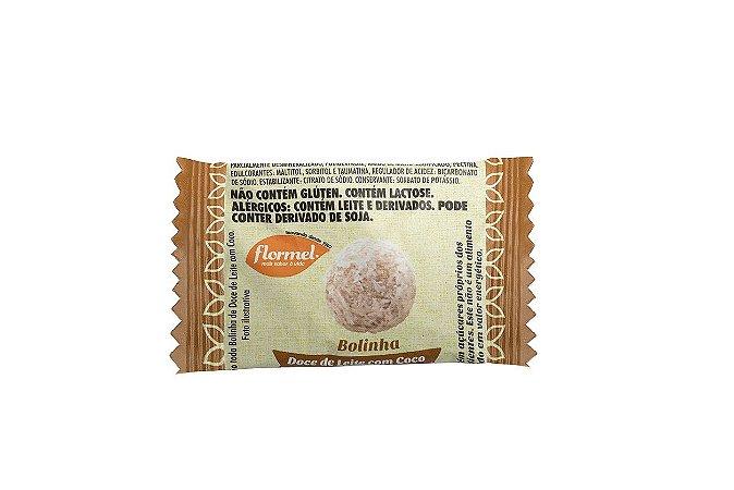 Bolinha de Doce de Leite com Coco 10g
