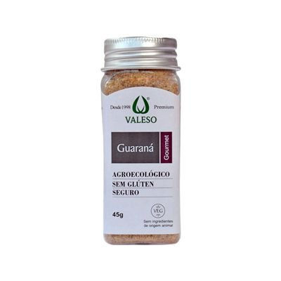 Guaraná Moído Gourmet 45g