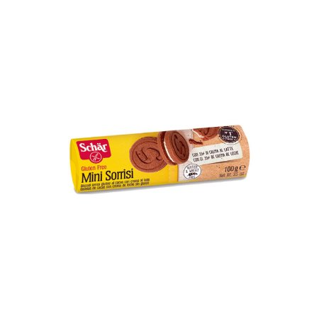 Biscoito Recheado Mini Sorrisi 100g