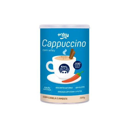Cappuccino com Canela e Pimenta 200g