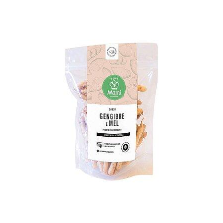 Biscoito de Batata Doce Gourmet Gengibre e Mel 90g