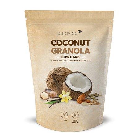 Coconut Granola Low Carb 250g