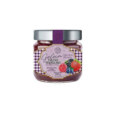 Geleia de Frutas Vermelhas 230g