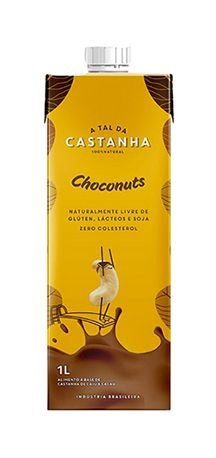 Bebida Vegetal Choconuts Orgânico 1L
