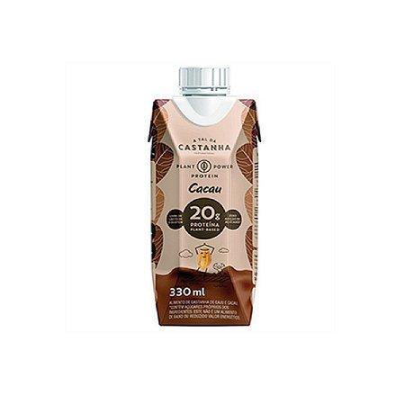 Bebida Vegetal de Castanha de Caju e Cacau 330ml