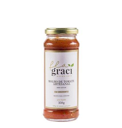 Molho de Tomate Artesanal 350g