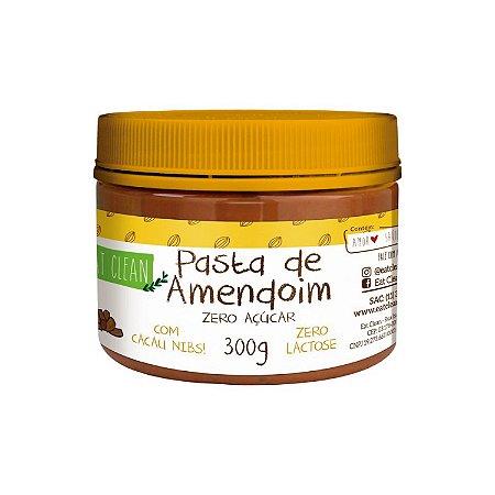 Pasta de Amendoim com Cacau Nibs 300g