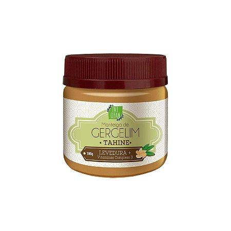 Manteiga de Gergelim Tahine Levedura + Vitaminas Complexo B 180g