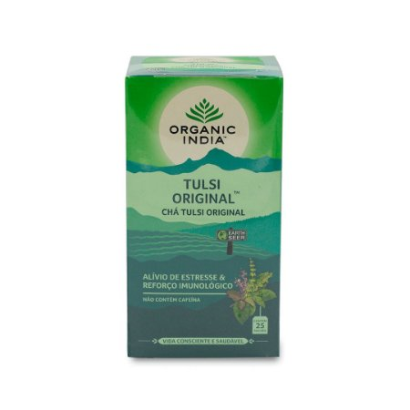 Chá Tulsi Original 25 Sachês