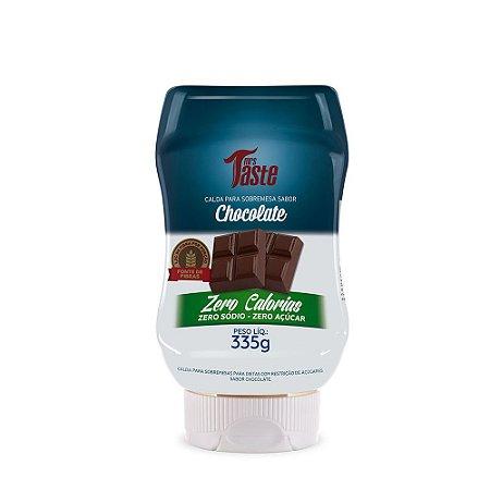 Calda para Sobremesa sabor Chocolate 335g
