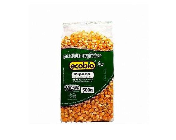 Milho para Pipoca Orgânico 500g