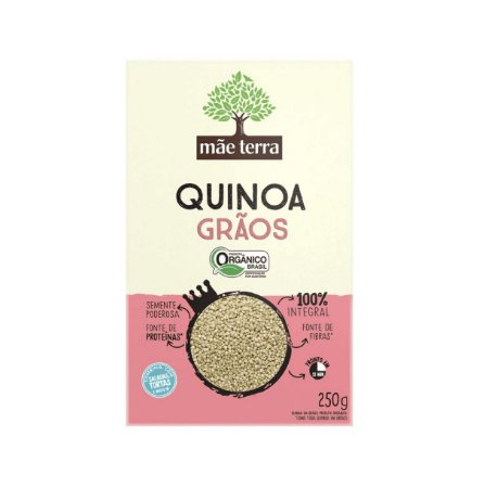 Quinoa em Grãos 250g