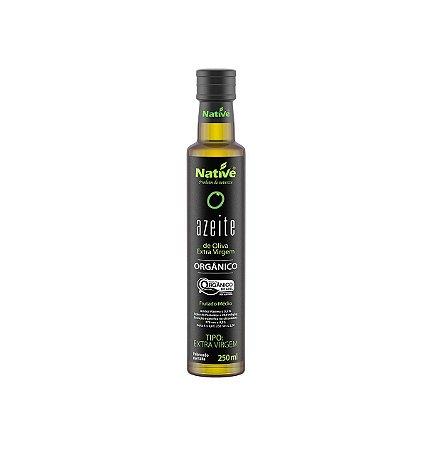 Azeite Orgânico Extra Virgem 250ml
