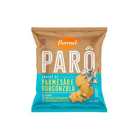 Snacks de Parmesão e Gorgonzola 40g