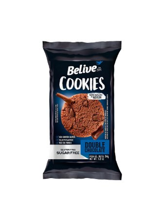 Cookie Double Chocolate 34g