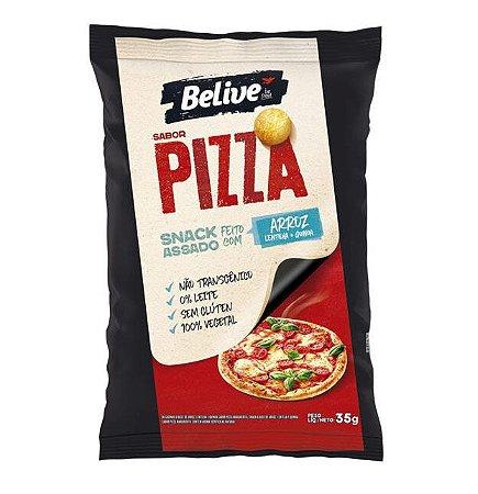 Snack Multigrãos Pizza Marguerita 35g