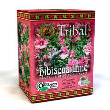 Chá Misto Hibiscus Lime 30g