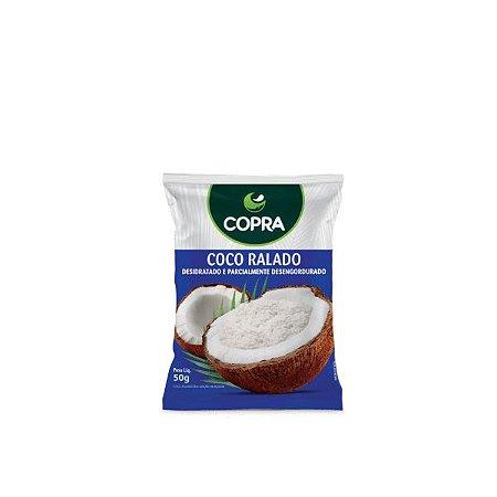 Coco Ralado sem Açúcar 50g