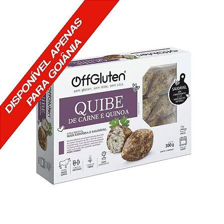 Quibe de Carne e Quinoa 300g *DISPONÍVEL APENAS PARA GOIÂNIA*
