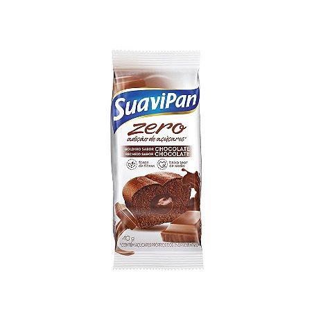 Bolinho de Chocolate com recheio de Chocolate 40g