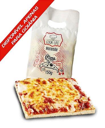 Pizza Low Carb Marguerita 150g *DISPONÍVEL APENAS PARA GOIÂNIA*