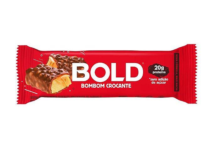 Barra de Proteína Bold Bombom Crocante 60g