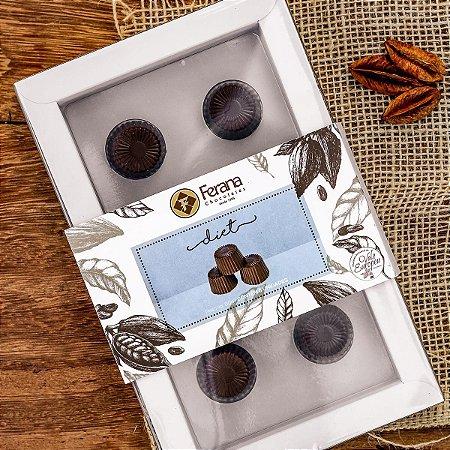 ESTOJO CHOCOLATE 0% AÇÚCAR - DIET 60g