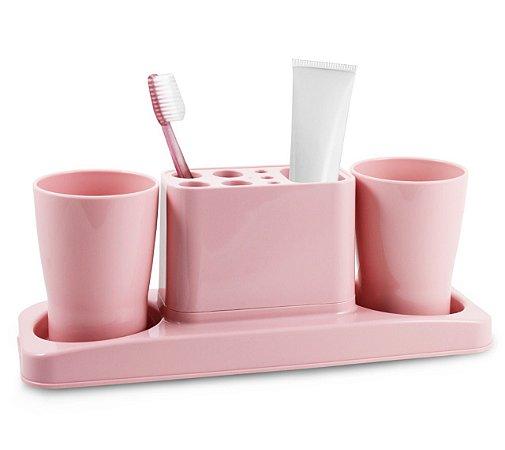 Kit de Banheiro de 4 Peças